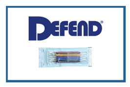 Defend Logo
